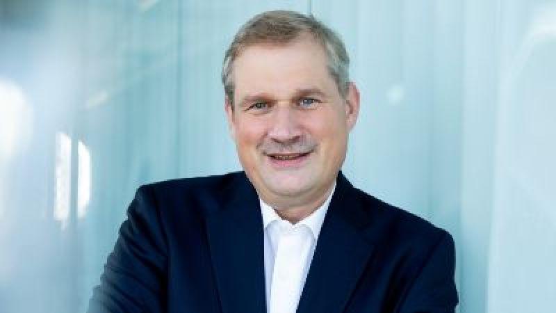 Dr. Frank Heinricht, Vorsitzender des Vorstandes der SCHOTT AG