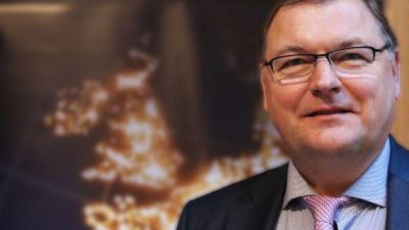 Porträt Werner Prusseit