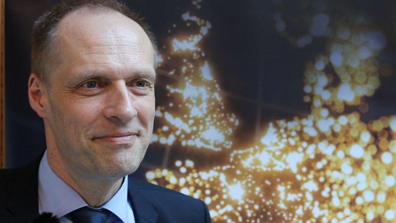 Porträtbild Mathias Noe, Leiter des Instituts für Technische Physik am Karlsruher Institut für Technologie (KIT)