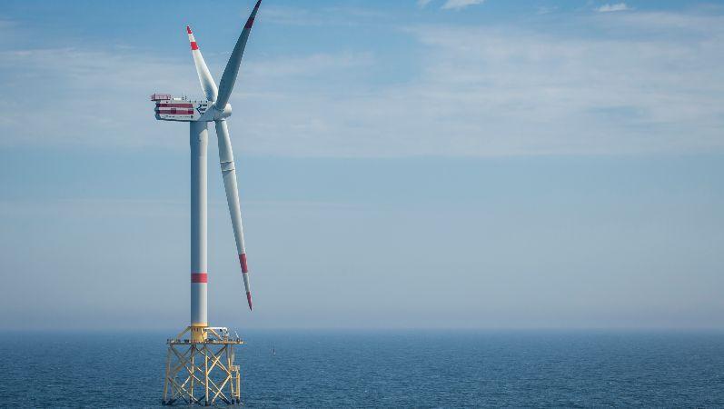 Offshore Windkraftanlage