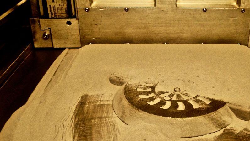 Eine Rekuperator-Mischeinheit wird per 3D-Druck hergestellt