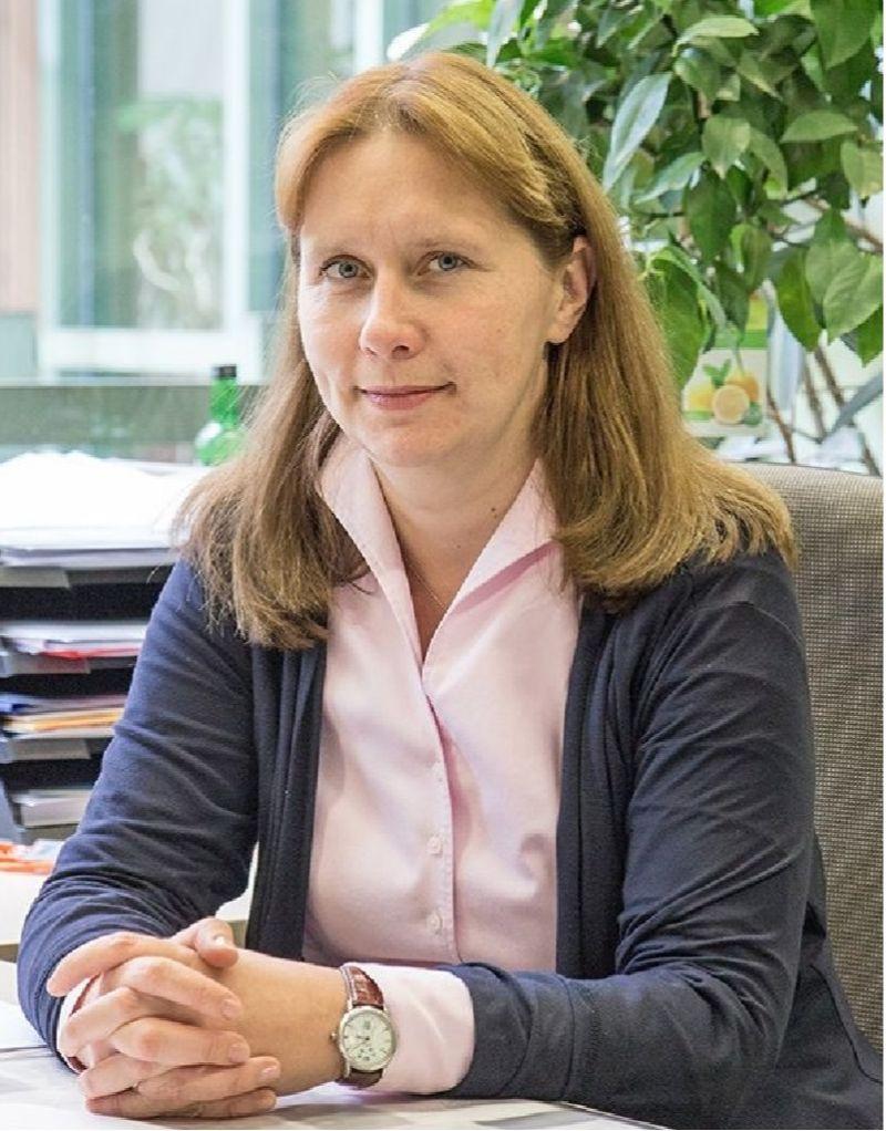 Porträtfoto von Prof. Irina Smirnova