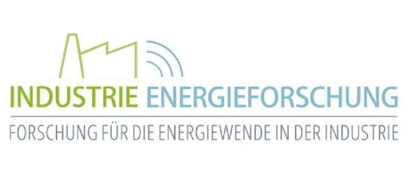 Logo des BMWi Fachportals industrie-energieforschung.de