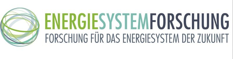Logo des BMWi Fachportals energiesystem-forschung.de